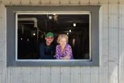 Suzanne Dufresne et Daniel Gosselin, propriétaires de la... (PHOTO ULYSSE LEMERISE, COLLABORATION SPECIALE) - image 5.0