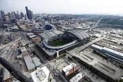 Seattle a déjà deux stades, le Safeco Field... (Photothèque Le Soleil) - image 3.0