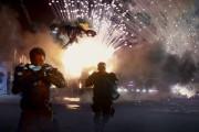 Dans une scène d'action, les acteurs Jason Clarke... (Photo fournie par Paramount Pictures) - image 1.1