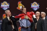Avec le choix obtenu dans l'échange de Robin... (Steve Mitchell, USA TODAY Sports) - image 2.0