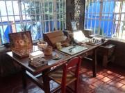 L'atelier de l'artiste Frida Kahlo, à la Casa... (Photo collaboration spéciale, Normand Provencher) - image 3.0