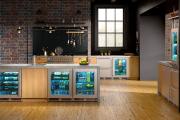 Les petits réfrigérateurs, comme ceux de Perlick, s'intègrent... (PHOTO FOURNIE PAR DISTINCTIVE APPLIANCES) - image 1.0