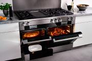 La nouvelle cuisinière au gaz de 48 pouces... (PHOTO FOURNIE PAR MIELE) - image 2.0