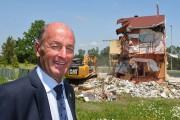 Le maire de Trois-Rivières, Yves Lévesque, attendait ce... (Photo: François Gervais, Le Nouvelliste) - image 1.0