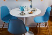 Les chaises de la salle à manger.... (PHOTO OLIVIER JEAN, LA PRESSE) - image 7.0