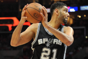 Tim Duncan... (Photo Gary A. Vasquez, archives USA Today) - image 5.0