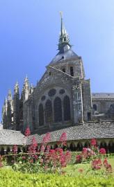 L'Abbaye du Mont-Saint-Michel, l'un des... (Photo Sylvain Sarrazin, La Presse) - image 2.0