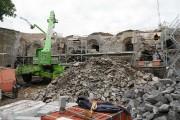 Un aperçu du chantier de la casemate de... (Photo Le Soleil, Jean Marie Villeneuve) - image 1.1