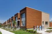 Quelque 70 % des maisons de ville construites... (Photo Pierre Soulard) - image 5.0