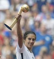 Carli Lloyd... (PHOTO PC) - image 2.0