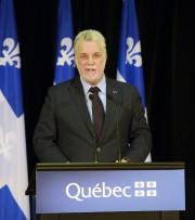 Philippe Couillard... (Archives La Presse) - image 1.0