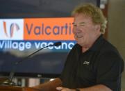 Guy Drouin,de Village Vacances Valcartier,est propriétaire de la... (Photothèque Le Soleil, Yan Doublet) - image 2.0