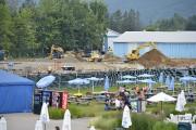Les travaux d'excavation du nouveau complexe au Village... (Le Soleil, Yan Doublet) - image 3.0
