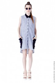 La designer Eve Gravel fait partie des coup... (Photo Marjorie Guindon) - image 1.0