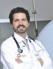 Éric Larose, cardiologue clinicien et chercheur au centre... (Photothèque Le Soleil) - image 3.0