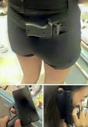 Ce n'est pas un pistolet, mais ça en... (PHOTOS FOURNIES PAR LA POLICE DE L'ÉTAT DU NEW JERSEY) - image 1.0
