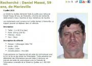 La Sûreté du Québec recherche Daniel Massé, 59... - image 1.0