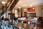 L'Hillside Schoolhouse présente un côté chic de l'Amérique.... (PHOTO NOAH KALINA, FOURNIE PAR HILLSIDE SCHOOLHOUSE) - image 4.0