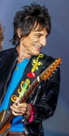 Ron Wood... (AFP) - image 1.1