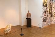 Sur le dos de Tim Weiners, l'oeuvre du... (PHOTO FOURNIE PAR L'ARTISTE) - image 5.0