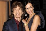 Mick Jagger etL'Wren Scott en 2012... (Archives AP) - image 4.0