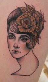 Tatouage réalisé par la tatoueuse Zema... (PHOTO FOURNIE PAR TATOUAGE ROYAL) - image 8.0