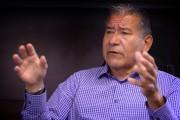 Joe Norton était le grand chef de Kahnawake... (PHOTO BERNARD BRAULT, LA PRESSE) - image 3.0