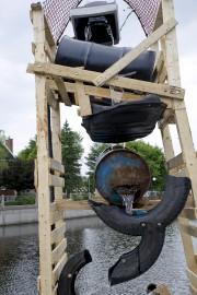 Pour la première fois de son histoire, le Recycl'art... (Martin Roy, LeDroit) - image 5.0