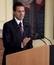 Enrique Pena Nieto a discuté de l'affaire depuis... (ARCHIVES REUTERS) - image 3.0