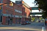 La ville de Richmond est incontestablement chargée d'histoire.... (PHOTO ANNABELLE BLAIS, LA PRESSE) - image 1.0