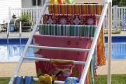 Une façon simple et efficace d'étendre les serviettes... (Photo tirée de TowelMaid.com) - image 2.0