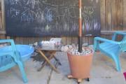 Un parasol sur roues, toujours pratique sur la... (Photo tirée du princessnebraska.wordpress.coms) - image 4.0