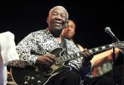 B.B. King à Baltimore en août 2013.... (ARCHIVES AP) - image 6.0
