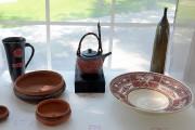Quelques pièces de la céramiste France Turcotte... (Le Soleil, Erick Labbé) - image 1.0