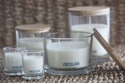 Quatre fragrances douces se dégagent de la gamme... (Photo fournie par Aqua) - image 2.1