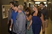 Des membres de la famille se sont déplacés... (Photo Patrick Sansfaçon, La Presse) - image 2.0