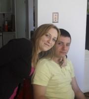 Samantha Higgins et Nicholas Fontanelli.... (PHOTO FOURNIE PAR LA FAMILLE) - image 2.0