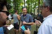 Le producteur de Nitro Rush, Antonello Cozzolino. ... (Photo Martin Chamberland, La Presse) - image 7.0