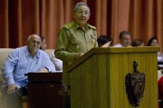 Raul Castro... (PHOTO AP) - image 2.0