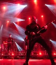 Les guitares utilisées pour les prestations musicales avaient... (Imacom, René Marquis) - image 1.0
