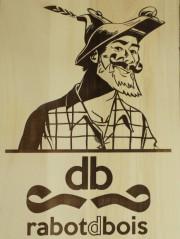 Le logo de Rabot-D-Bois... (Photo de Chok Images) - image 3.0