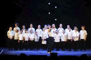 Les trente-cinq Petits Chanteurs de Trois-Rivières qui vivront... (Andréanne Lemire) - image 1.0