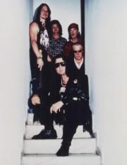 Depuis 1994, Steve Morse (haut, à gauche) a... (Archives Le Soleil) - image 2.0
