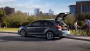 La Subaru Impreza n'est a priori pas le choix le... (PHOTO FOURNIE PAR SUBARU) - image 7.0