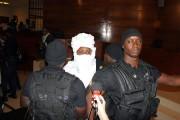 Le président tchadien déchu Hissène Habré a été... (PHOTO SOPHIANE BENGELOUN, AP) - image 2.1