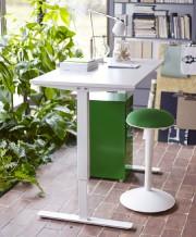 Le bureau SKARSTA (un piètement à 219 $... (Photo Ikea) - image 2.0