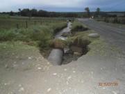 Les fortes pluies de dimanche soir ont causé... (Photo fournie) - image 1.0