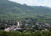 Une vue générale de Badiraguato, le 17 juillet.... (PHOTO ROBERTO ARMENTA, REUTERS) - image 2.0