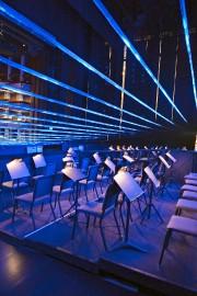 Les choristes seront installés sur scène sous les... (Photo Le Soleil, Erick Labbé) - image 1.0