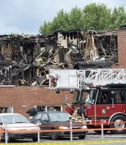 Trois personnes ont péri dans un incendie survenu dans la nuit de... (Photo PC) - image 2.0